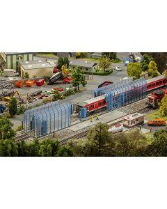 Stasjoner og jernbanebygninger (Faller), faller-120208, FAL120208