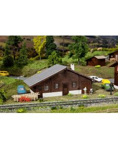Stasjoner og jernbanebygninger (Faller), faller-120245, FAL120245
