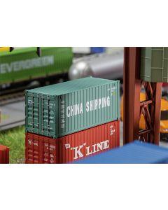 Vognlaster og containere, , FAL180828