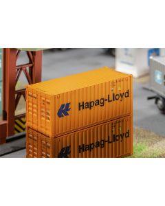 Vognlaster og containere, , FAL180826