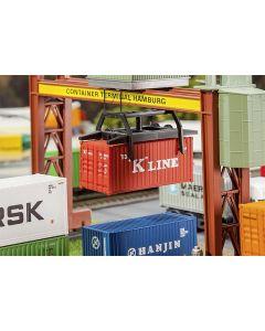 Vognlaster og containere, , FAL180829