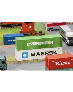 Vognlaster og containere, faller-180846, FAL180846