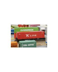 Vognlaster og containere, , FAL180848