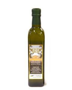 Costia Moe, Costia Moe Extra Virgin Oliven Olje. Høstet, presset og tappet av familien Moe bak NMJ fra egne trær i Suvereto, Toscana, Italia. , CM2019