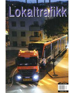 Blader, Lokaltrafikk, Nr. 87, Blad, LTH087