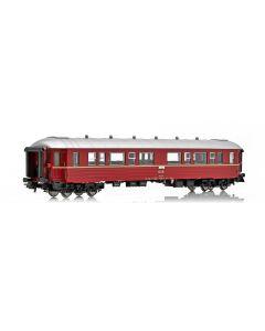 Topline Personvogner, NMJ Topline NSB B3 25502 type 3, old design, NMJT131.102