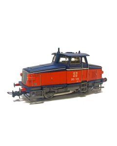 Lokomotiver Svenske, jeco-sj-z65-519-b110-ac, JECZ65-B110