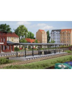 Stasjoner og jernbanebygninger (Auhagen), auhagen-14481, AUH14481