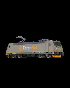 Lokomotiver Norske, brawa-43990-cargonet-ce119-dc, BRA43990