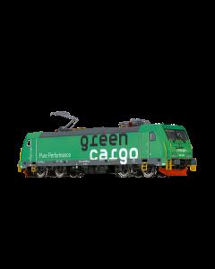 Lokomotiver Svenske, brawa-43966-green-cargo-re1428-dc, BRA43966