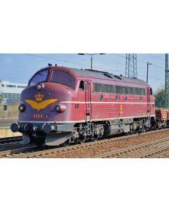 Topline Lokomotiver, nmj-topline-90604-v170-1151-dc, NMJT90604