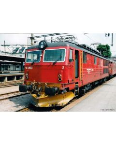Topline Lokomotiver, nmj-topline-94104-nsb-el14-2165-dcc-sound-HO, NMJT94104