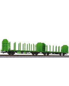 Godsvogner Internasjonale, DB Dobbel tømmer-transportvogn Laaaps, LIL235240