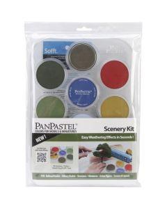 Maling, pensler, pan-pastel-30703, PPA30703