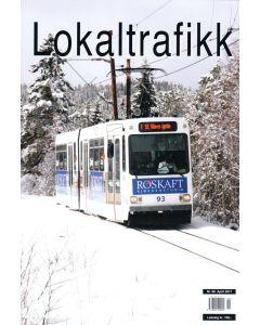 Blader, Lokaltrafikk, Nr. 98, Blad, LTH098