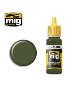 Mig Akrylmaling, , MIG0002