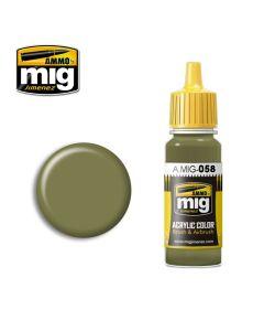 Mig Akrylmaling, , MIG0058