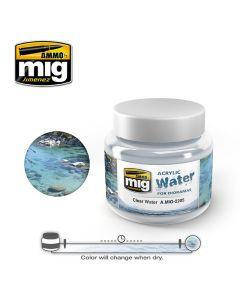 Mig, ammo-by-mig-jimenez-mig2205-clear-water-acrylic-water, MIG2205