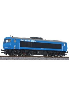 Lokomotiver Internasjonale, liliput-132052-henschel-bbc-de-2500-202-004-8-dc, LIL132052