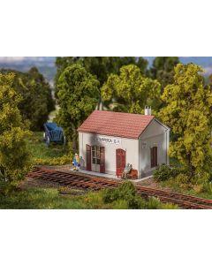 Stasjoner og jernbanebygninger (Faller), faller-110201-stamperia, FAL110201