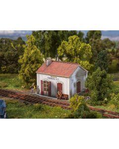 Stasjoner og jernbanebygninger (Faller), faller-110202-stamperia, FAL110202