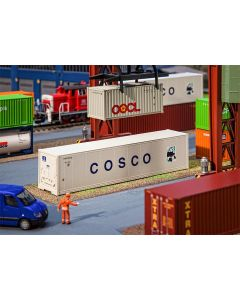 Vognlaster og containere, faller-180851-cosco-40-hi-cube-container, FAL180851