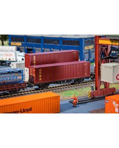 Vognlaster og containere, faller-180850-xtra-40-hi-cube-container, FAL180850