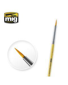 Mig, ammo-by-mig-jimenez-mig-8613-syntetic-round-brush-1, MIG8613