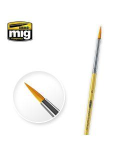 Mig, ammo-by-mig-jimenez-mig-8616-syntetic-round-brush-6, MIG8616
