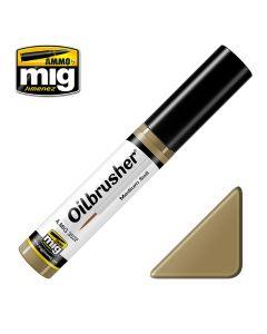 Mig, Ammo-by-Mig-Jimenez-mig3522-medium-soil-oilbrusher, MIG3522