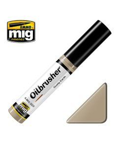Mig, Ammo-by-Mig-Jimenez-mig3523-dusty-earth-oilbrusher, MIG3523