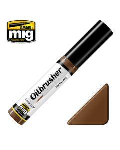 Mig, Ammo-by-Mig-Jimenez-mig3524-earth-clay-oilbrusher, MIG3524