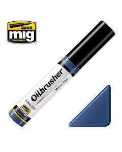 Mig, Ammo-by-Mig-Jimenez-mig3527-marine-blue-oilbrusher, MIG3527