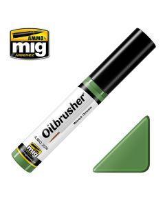 Mig, Ammo-by-Mig-Jimenez-mig3530-weed-green-oilbrusher, MIG3530