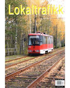 Blader, Lokaltrafikk, Nr. 100, Blad, LTH100