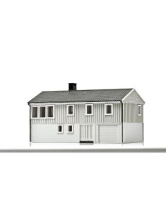Skyline Ready Made, nmj-skyline-15123-norwegian-villa-husbank-117-grey-white, NMJH15123