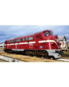 Topline Lokomotiver, nmj-topline-90208-mav-m61-010-nohab-nmj-special-dc, NMJT90208