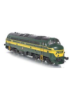 Topline Lokomotiver, nmj-topline-95406-sncb-5209-nohab-afb-ac, NMJT95406