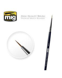 Mig, ammo-by-mig-jimenez-mig-8600-premium-martha-kolinsky-round-brush-00000, MIG8600