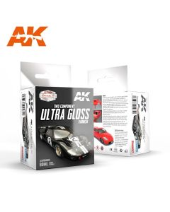 AK Interaktive, ak-interactive-9040-ultra-gloss-varnish-two-component-80-ml, AKI9040