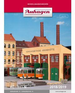 Kataloger, Katalog Nr. 15 med nyhetene 2018/2019, AUH99615