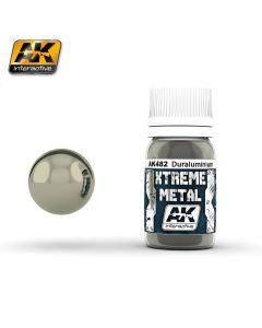 AK Interaktive, ak-interactive-ak-482-xtreme-metal-duraluminium-30-ml, AKI482