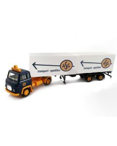"Lastebiler, Scania Vabis LB 76, ""ASG"", BRE98547"