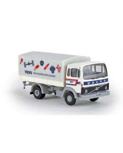 """Lastebiler, Volvo F613 """"Volvo Parts"""", BRE34763"""