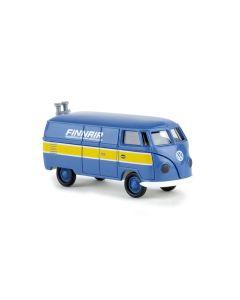 Varebiler, brekina-32053-volkswagen-t1b-finnair, BRE32053