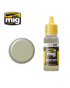 Mig Akrylmaling, ammo-by-mig-jimenez-0243-sky-type-s-bs-210-acrylic-paint-17-ml, MIG0243