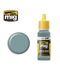 Mig Akrylmaling, ammo-by-mig-jimenez-0247-rlm-78-hellblau-acrylic-paint-17-ml, MIG0247