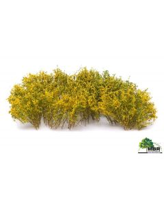 Busker, MBR-Model-50-5003-shrubbery-blooming-yellow, MBR50-5003