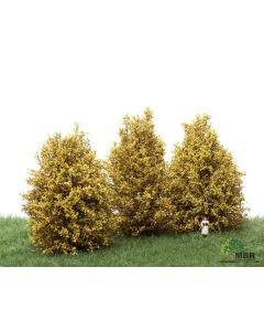 Busker, MBR-Model-50-4005-high-bushes-light-yellow-3-pcs, MBR50-4005