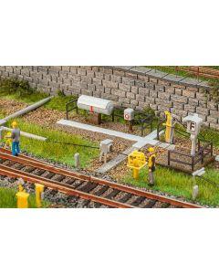Stasjoner og jernbanebygninger (Faller), faller-120264, FAL120264